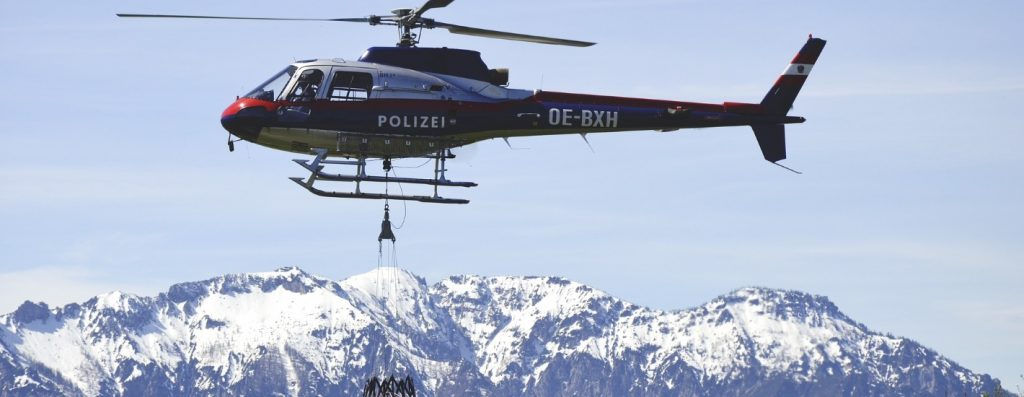 Police Dispatcher Helicopter