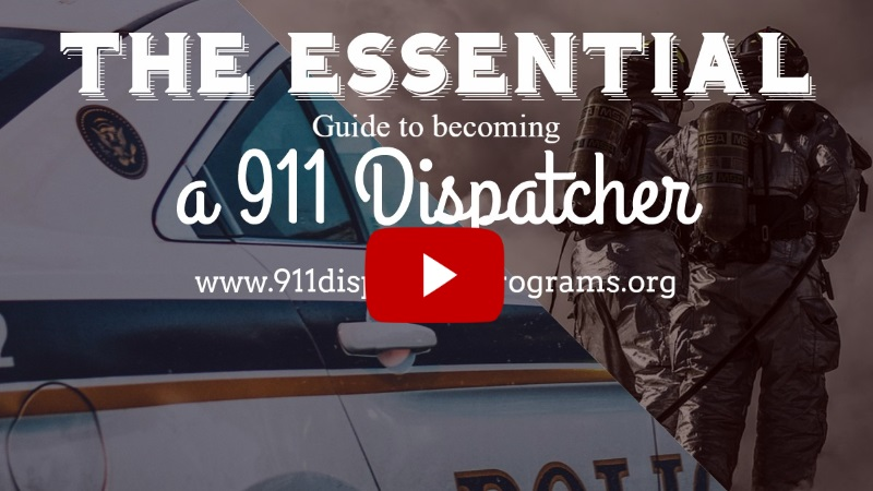 The essential guide to becoming a 911 dispatcher video